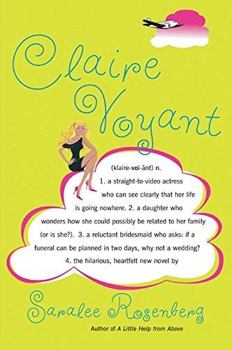 9780060584412: Claire Voyant