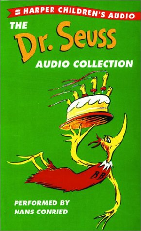 9780060584580: Dr. Seuss Audio Collection Low Price