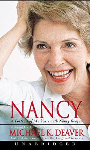 9780060585297: Nancy: A Portrait of My Years with Nancy Reagan