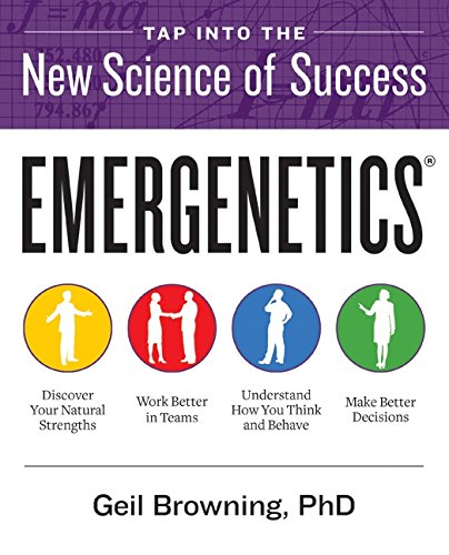 9780060585358: Emergenetics (R): Tap Into the New Science of Success