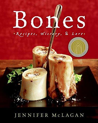 9780060585372: Bones: Recipes, History, And Lore