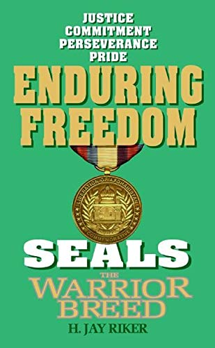 9780060585976: Seals the Warrior Breed: Enduring Freedom