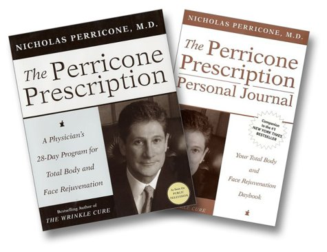 9780060586096: Perricone Prescription Two-Book Set (Pericone Prescription, Perricone Prescription Journal)