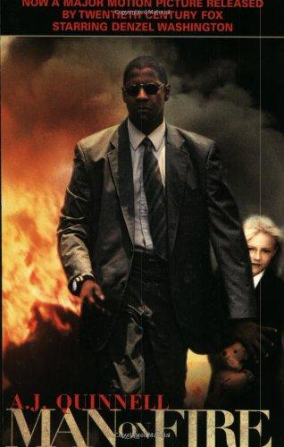 9780060586102: Man on Fire