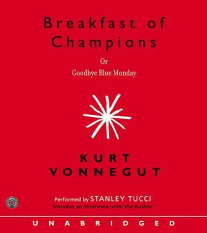 9780060586232: Breakfast of Champions CD Unabridged