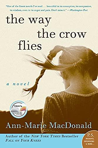9780060586379: The Way the Crow Flies (P.S.)
