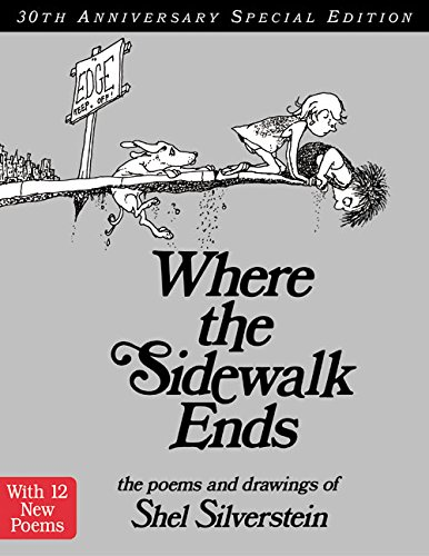 9780060586539: Where the Sidewalk Ends: The Poems & Drawings of Shel Silverstein