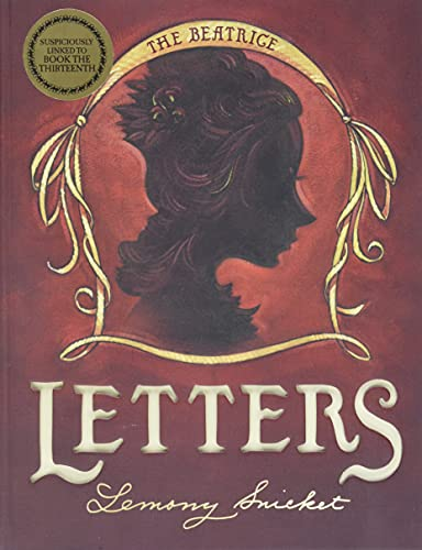 9780060586584: Beatrice Letters (A Series of Unfortunate Events)