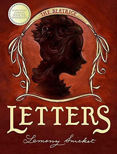 9780060586584: The Beatrice Letters (A Series of Unfortunate Events)