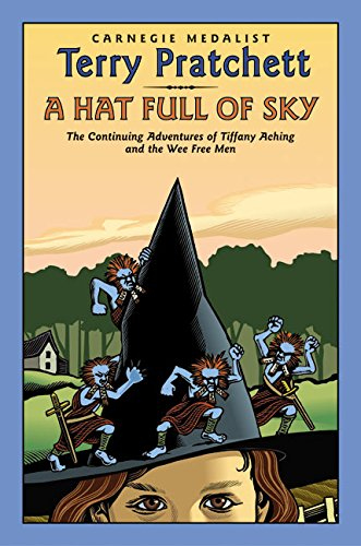 9780060586607: A Hat Full of Sky (Discworld)