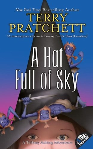 9780060586621: A Hat Full of Sky: The Continuing Adventures of Tiffany Aching and the Wee Free Men