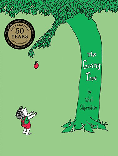 9780060586751: Giving Tree With CD 40th Anniversary