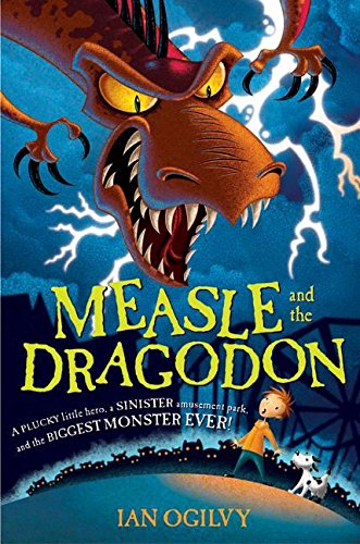9780060586881: Measle and the Dragodon