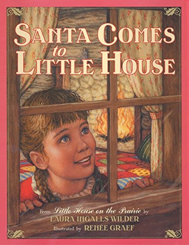 9780060586942: Santa Comes to Little House