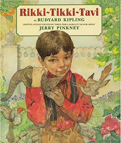 Rikki-Tikki-Tavi: Rudyard Kipling, Jerry