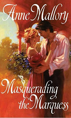 9780060587871: Masquerading the Marquess