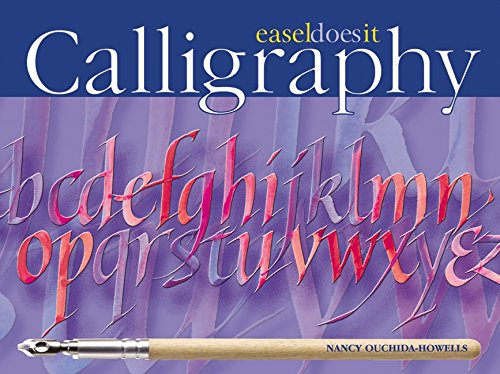 9780060588342: Calligraphy (Easel Does it)
