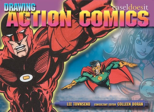9780060588366: Drawing Action Comics: Easel Does it