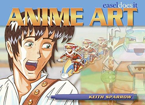 9780060588373: Anime Art: Easel-Does-It