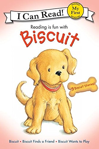 9780060589332: Biscuit's My First I Can Read Book Collection