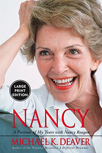 9780060589783: Nancy: A Portrait of My Years with Nancy Reagan
