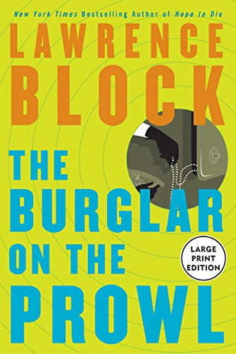9780060589790: The Burglar on the Prowl