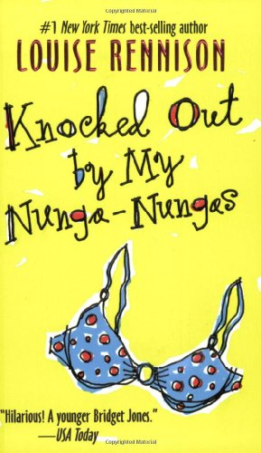9780060589912: Knocked Out by My Nunga-Nungas (rack) (Confessions of Georgia Nicolson)