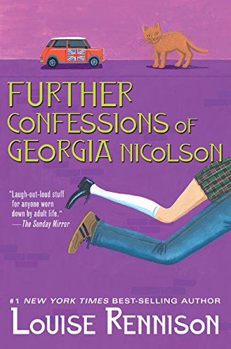 9780060590079: Further Confessions of Georgia Nicolson (Adult): 3 & 4