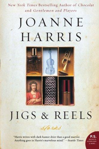 9780060590147: Jigs & Reels: Stories