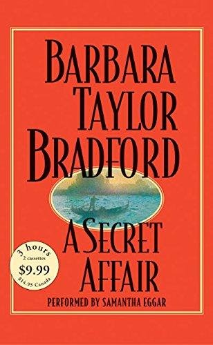 9780060590208: A Secret Affair
