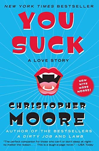 9780060590307: You Suck: A Love Story (Bloodsucking Fiends)