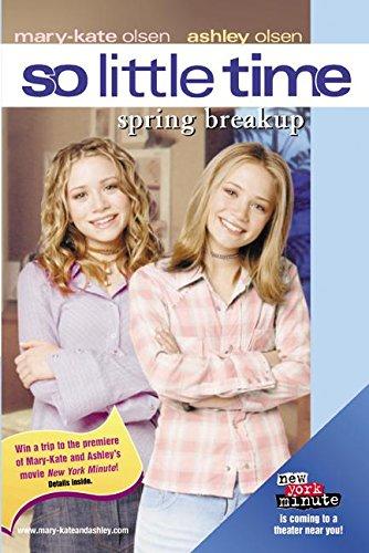9780060590697: So Little Time #14: Spring Breakup