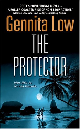 9780060591106: The Protector (Crossfire Series, Book 1)