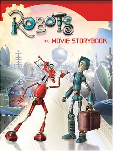 9780060591137: Robots the Movie Storybook