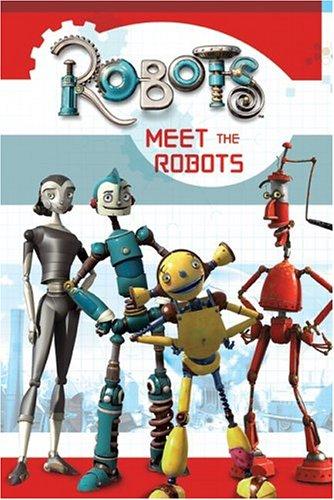 9780060591144: Robots: Meet the Robots (Robots (Festival Readers))