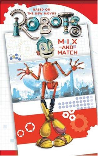 9780060591212: Robots: Mix-and-Match