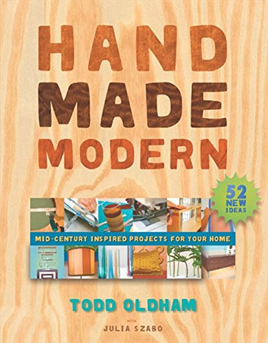 9780060591250: Handmade Modern: Mid-Century Inspired Projects for Your Home