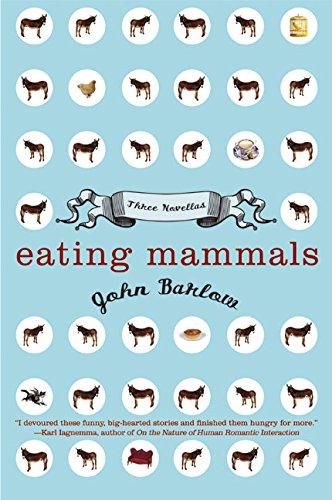 9780060591755: Eating Mammals: Three Novellas
