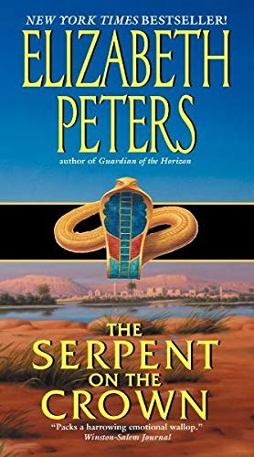 9780060591793: The Serpent on the Crown.