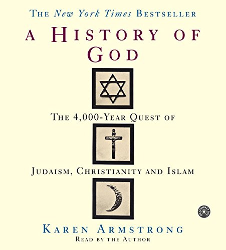 9780060591854: The History of God CD: The 4,000 Year Quest