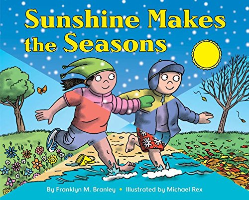 9780060592042: Sunshine Makes the Seasons (reillustrated) (Let's-Read-And-Find-Out Science: Stage 2)