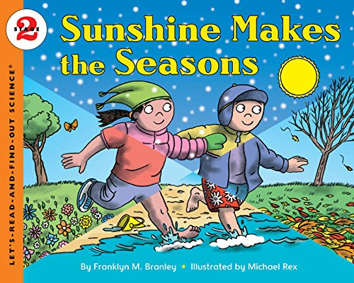 9780060592059: Sunshine Makes the Seasons (Reillustrated) (Let's-Read-and-Find-Out Science. Stage 2)