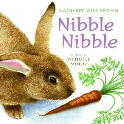 9780060592097: Nibble Nibble (reillustrated)
