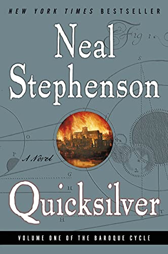 9780060593087: Quicksilver: Volume One of the Baroque Cycle