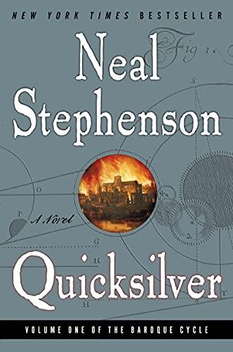 9780060593087: Quicksilver (The Baroque Cycle, Vol. 1)