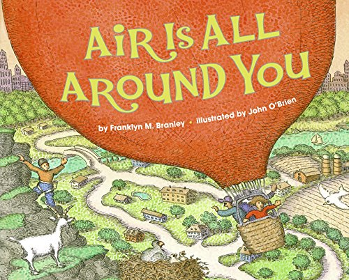 Air Is All Around You (Lets-Read-And-Find-Out Science: Stage 1)