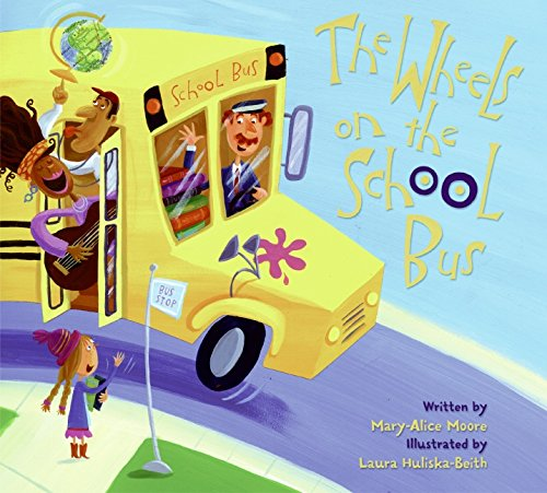 9780060594275: The Wheels on the School Bus