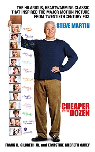 9780060594336: Cheaper by the Dozen