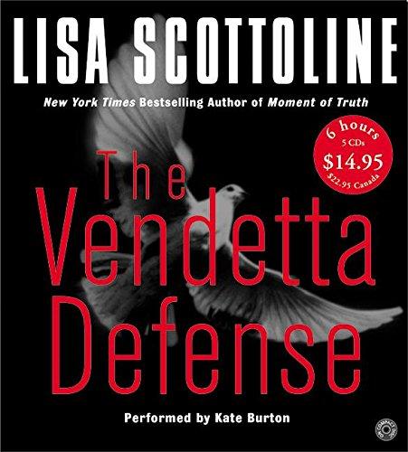 9780060594398: The Vendetta Defense