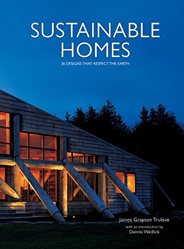 9780060594466: Sustainable Homes: 26 Designs that Respect the Earth